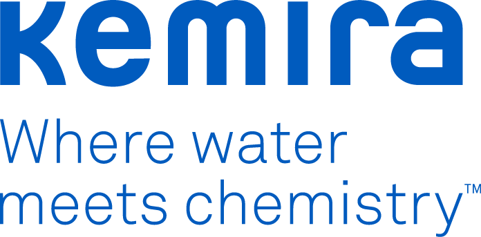 Kemira Logo slogan below