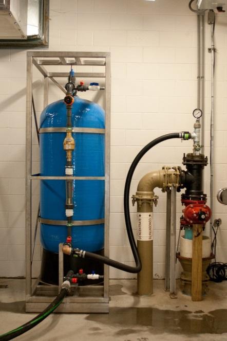 European Sustainable Phosphorus Platform - WETSUS (NL) is George